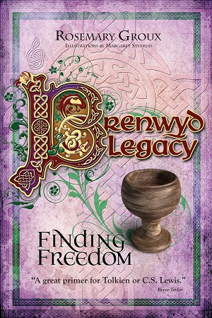Brenwyd Legacy - Finding Freedom (Book 3)